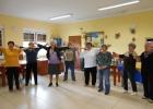 Yoga laughter exercises SI Club Slupsk Poland